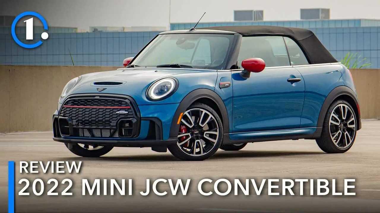 2022 Mini John Cooper Works Convertible Review
