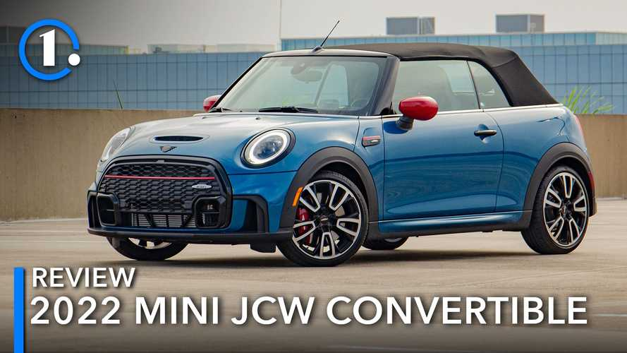 2022 Mini John Cooper Works Convertible Review: A Tough Sell
