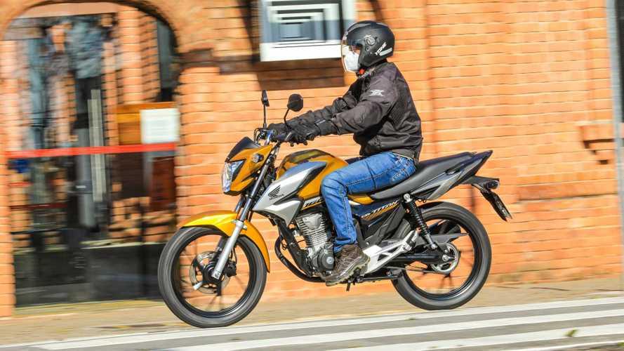 Vendas em agosto: em cada 3 motos emplacadas, uma foi Honda CG