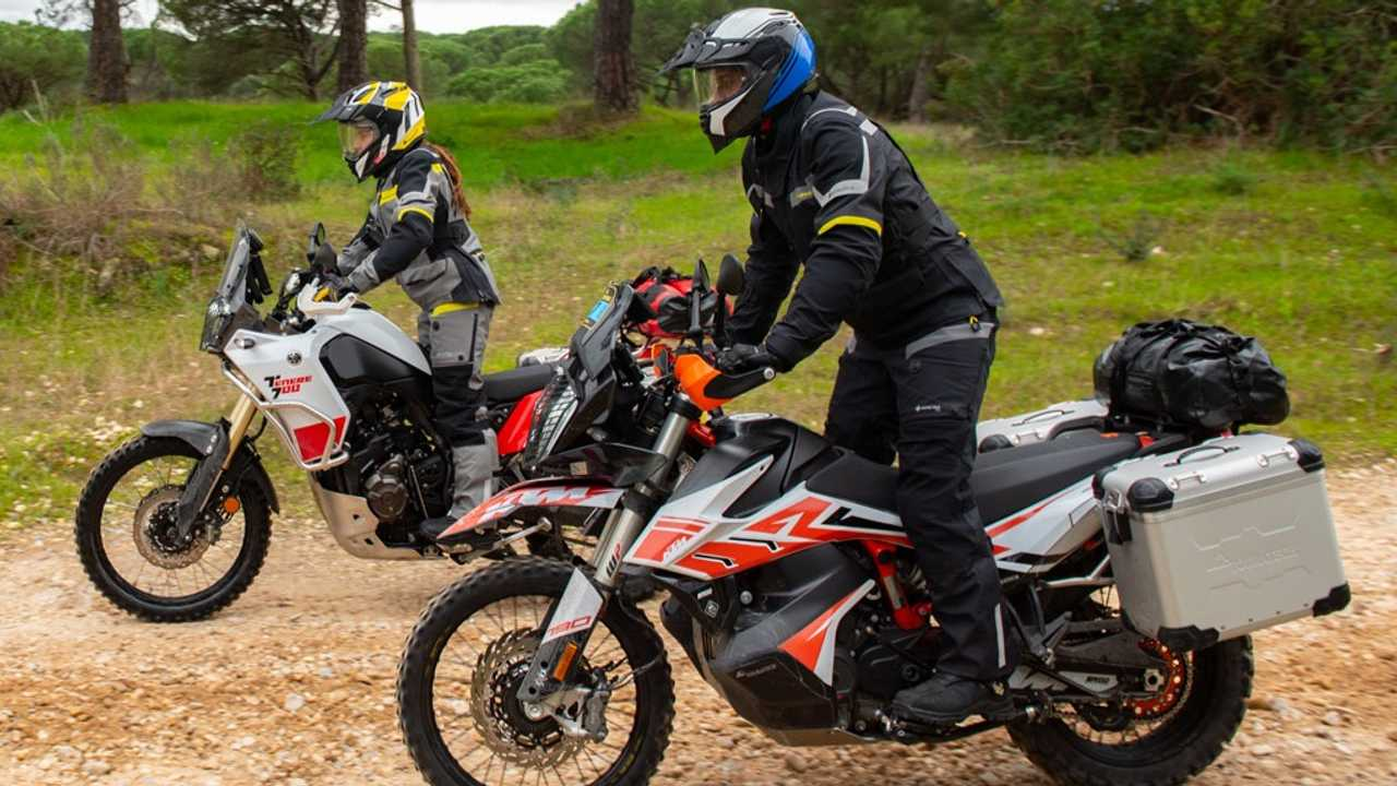 Touratech And REV'IT! Join Forces To Create The Ultimate ADV Suit