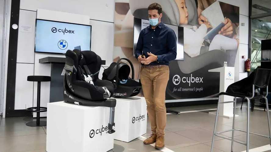 CYBEX y BMW se asocian para potenciar la seguridad infantil