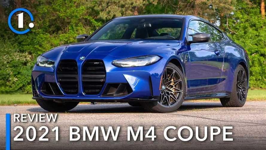 BMW M4 Coupe 2021: Jangan Melulu Soal Gril, Bahas Lainnya Saja