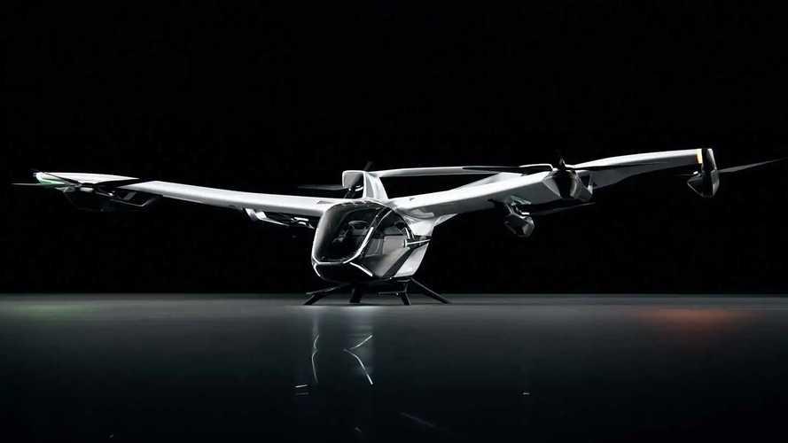 L'auto volante per il 2025 è la CityAirbus e sembra un drone