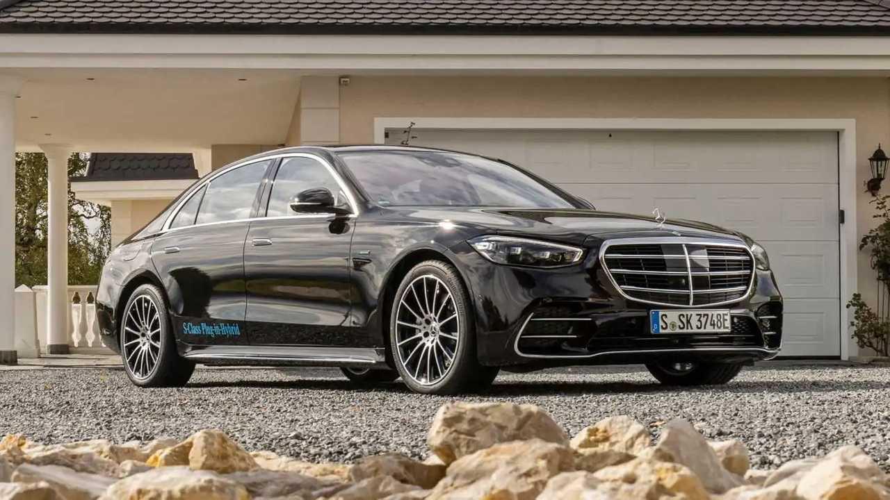 Mercedes-Benz S 580 e L