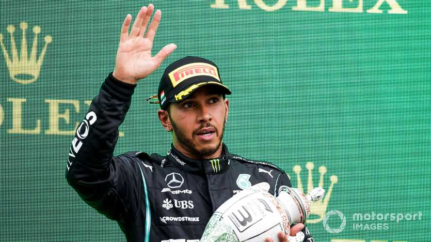 F1: Lewis Hamilton suspects he may have long COVID