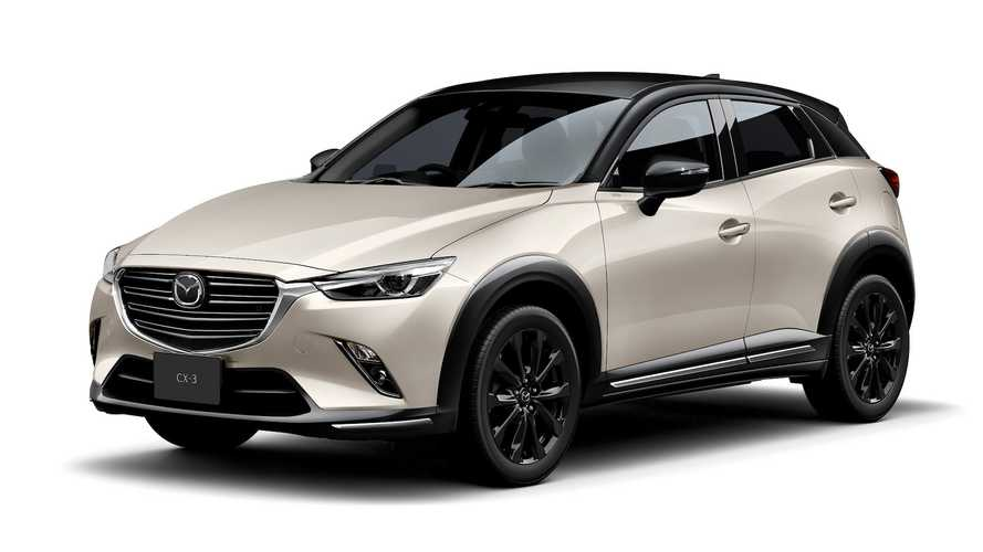 Mazda CX-3 Gets Super Edgy With New Version In Japan