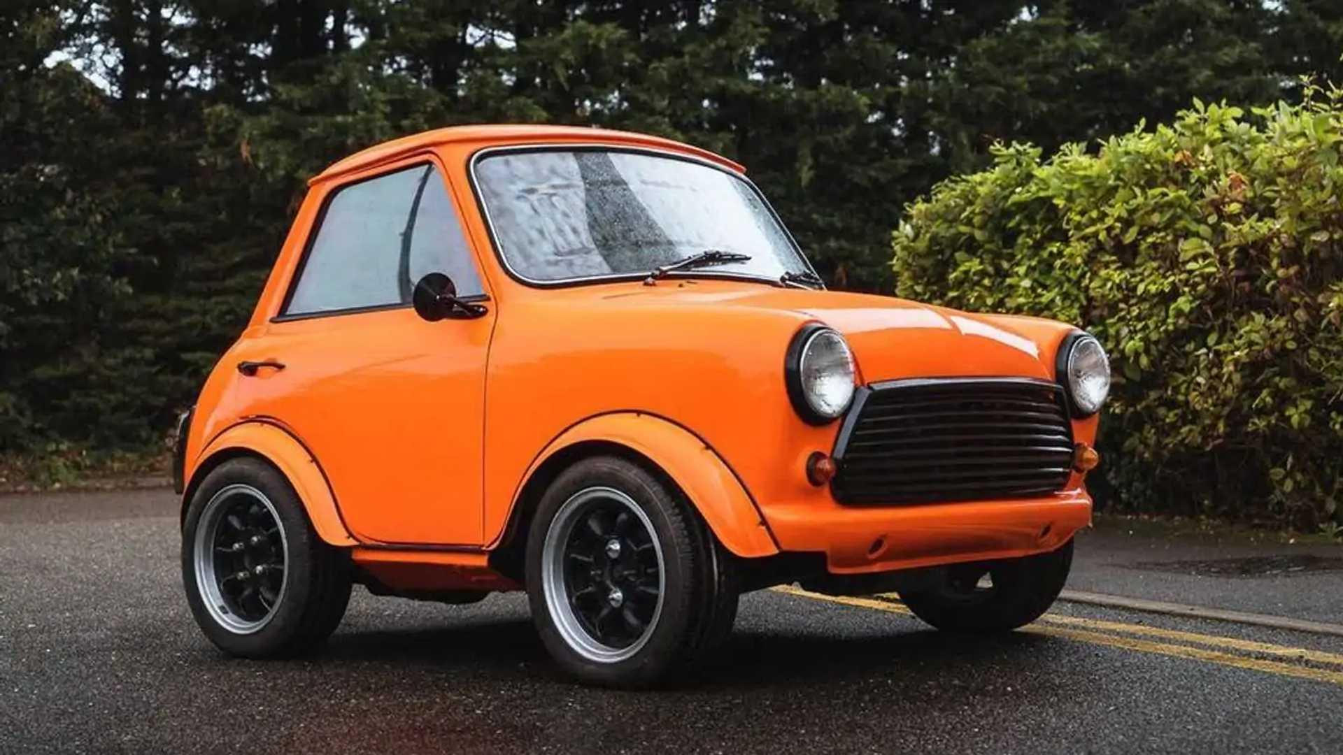 Morris Mini 1000 Shorty: Bock auf den Mini-Mini?