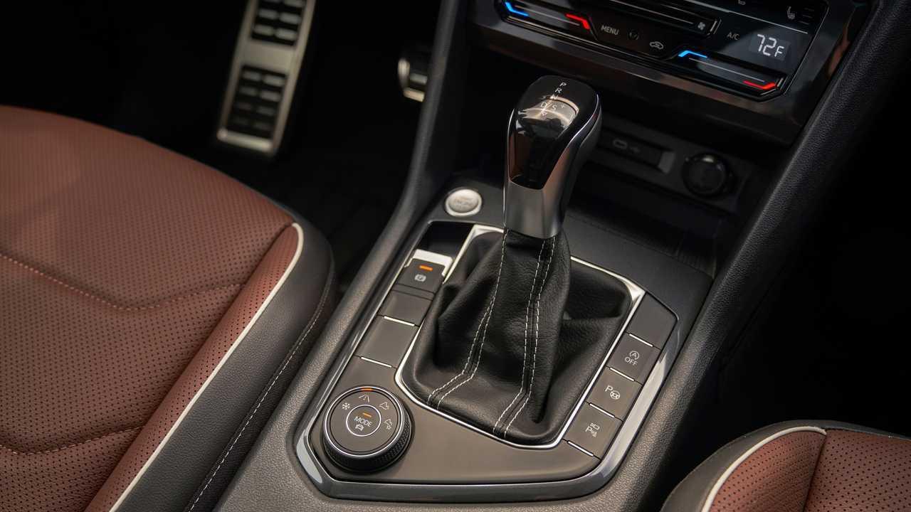 Volkswagen Tiguan 2022 года
