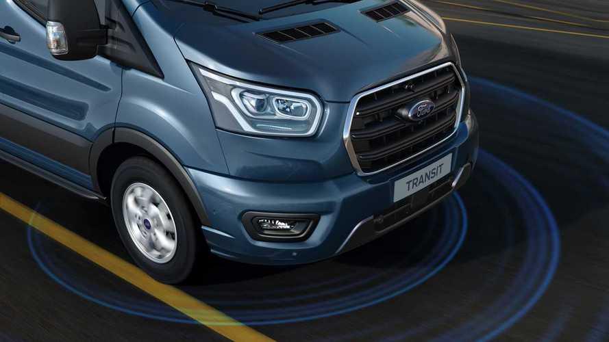 Ford Transit 2022, le novità tecnologiche