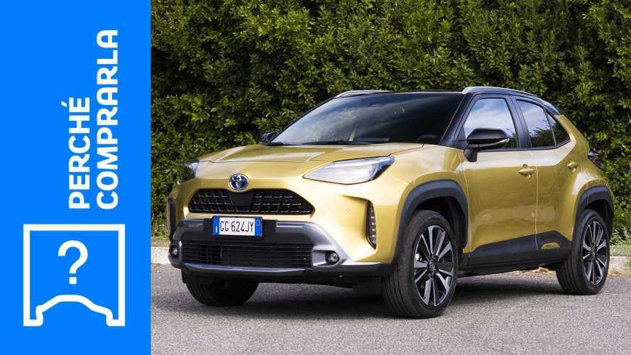 Toyota Yaris Cross (2021), perché comprarla e perché no