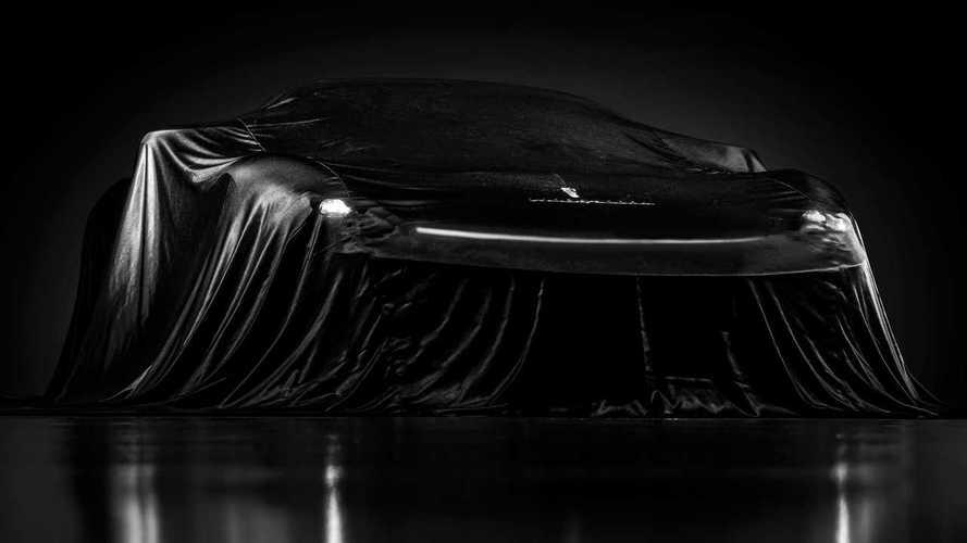 Automobili Pininfarina Battista Debut Teaser