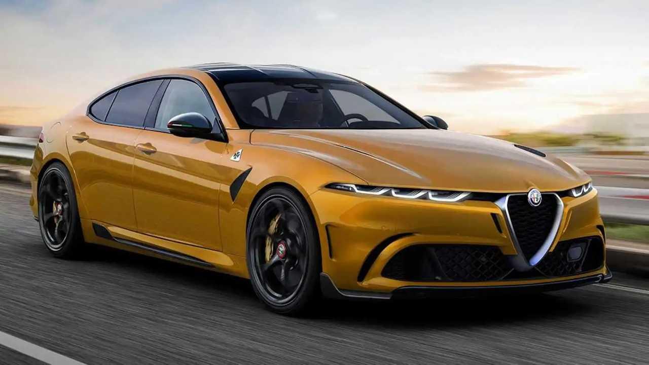Alfa Romeo wird 2027 rein elektrisch