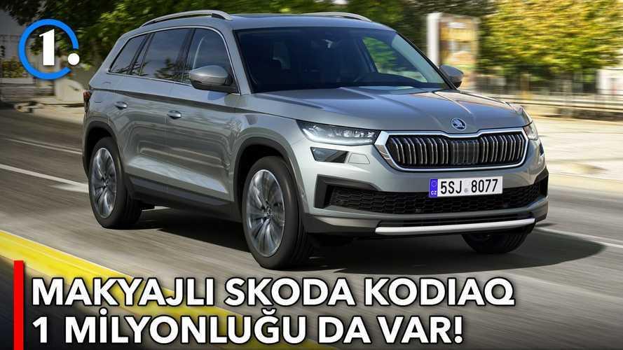 2021 Skoda Kodiaq 1.5 TSI Prestige | İlk Sürüş