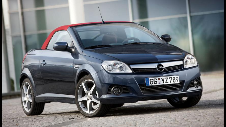 Opel Tigra TwinTop Illusion