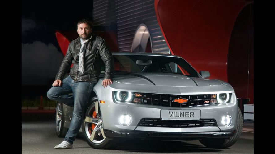 Chevrolet Camaro by Vilner
