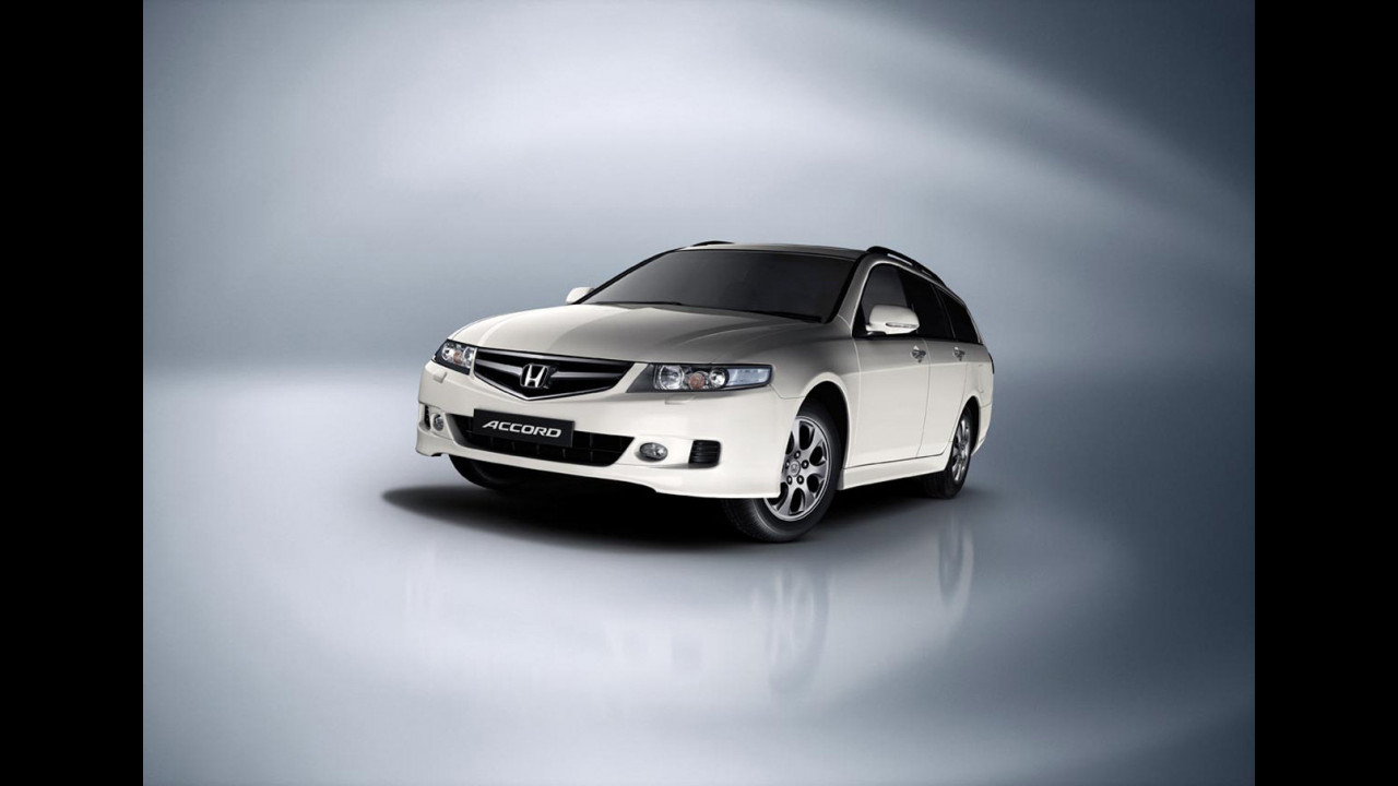 Honda Accord 30th Anniversary