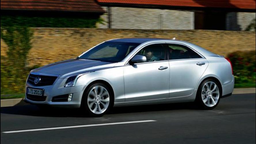 Cadillac ATS: La berlina media secondo gli americani