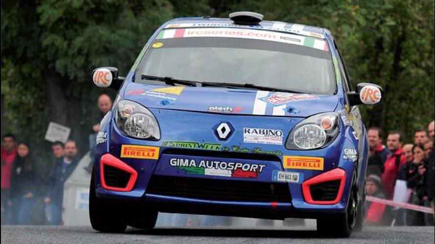 [Copertina] - Renault Rally Event 2012