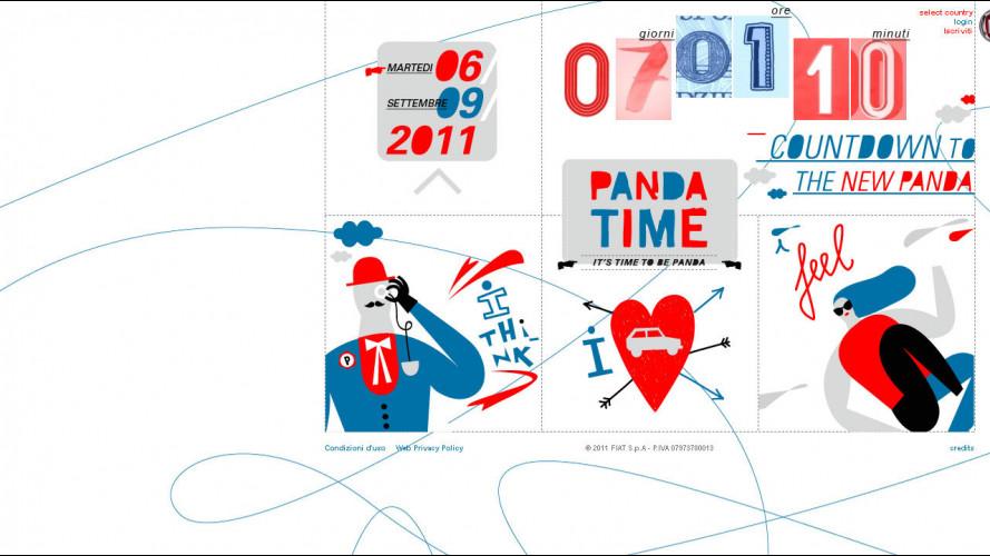 Fiatpandatime.com è il sito della nuova Fiat Panda