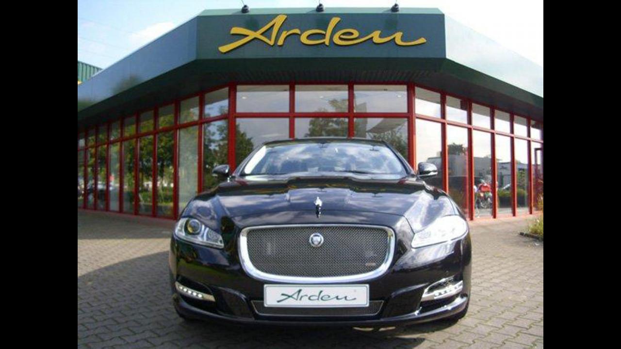 Jaguar XJ Arden 22