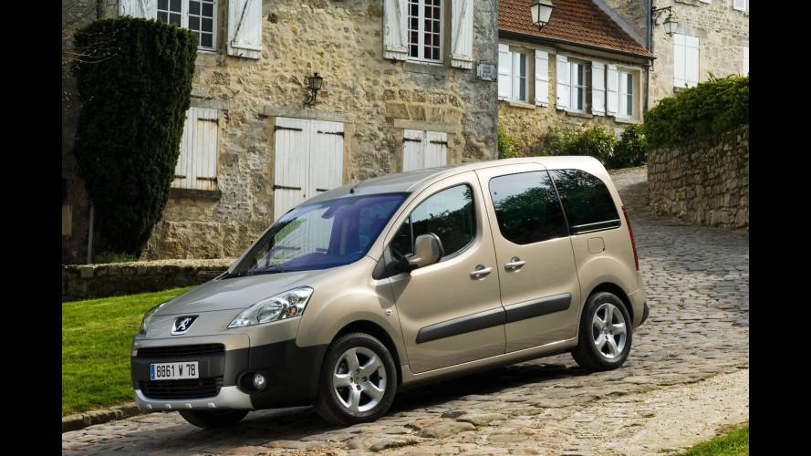 Peugeot 3008 e 5008 1.6 e-HDi FAP 112 CV