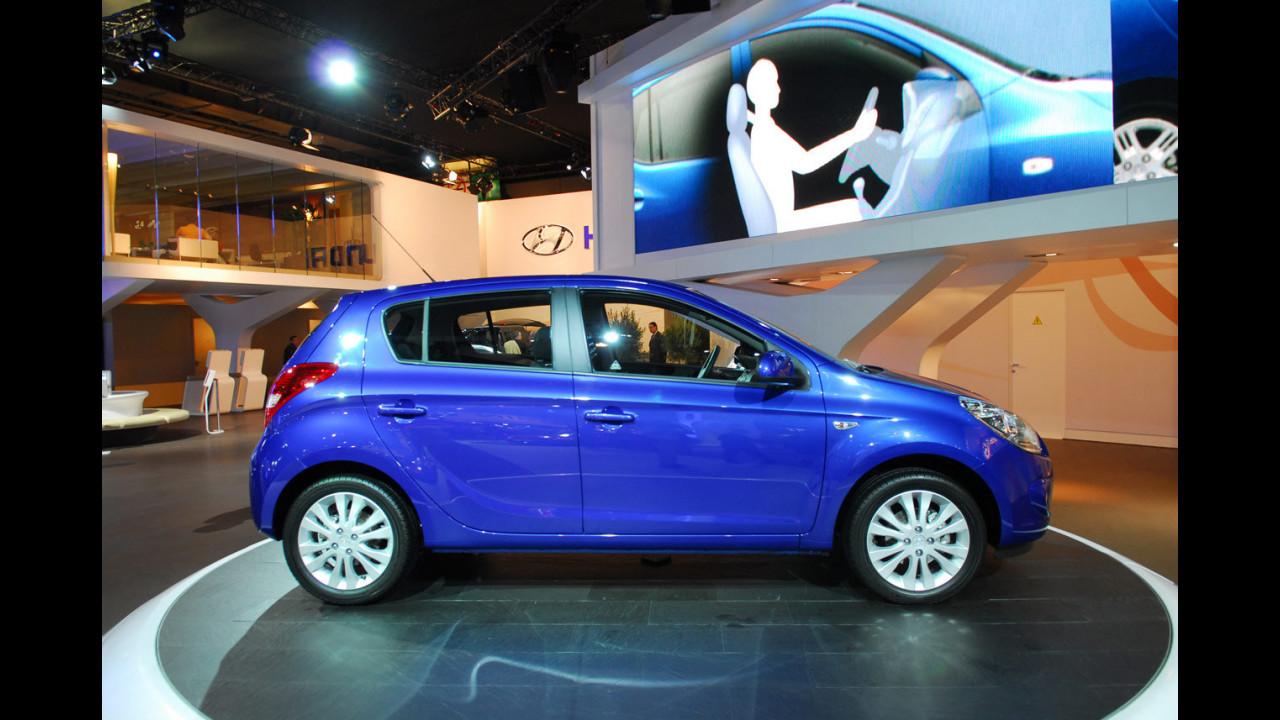 Hyundai al Salone di Parigi 2008
