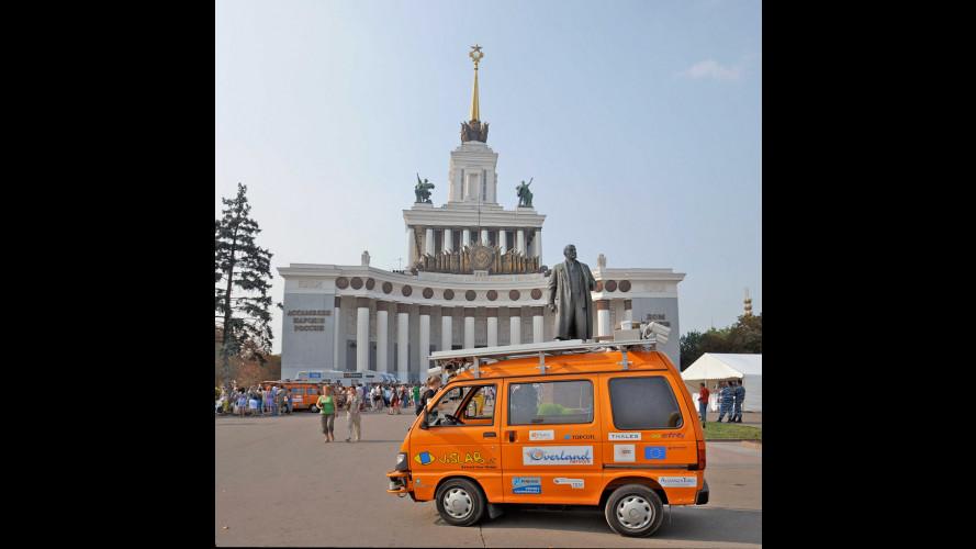 Piaggio Porter Electric Power arriva a Mosca