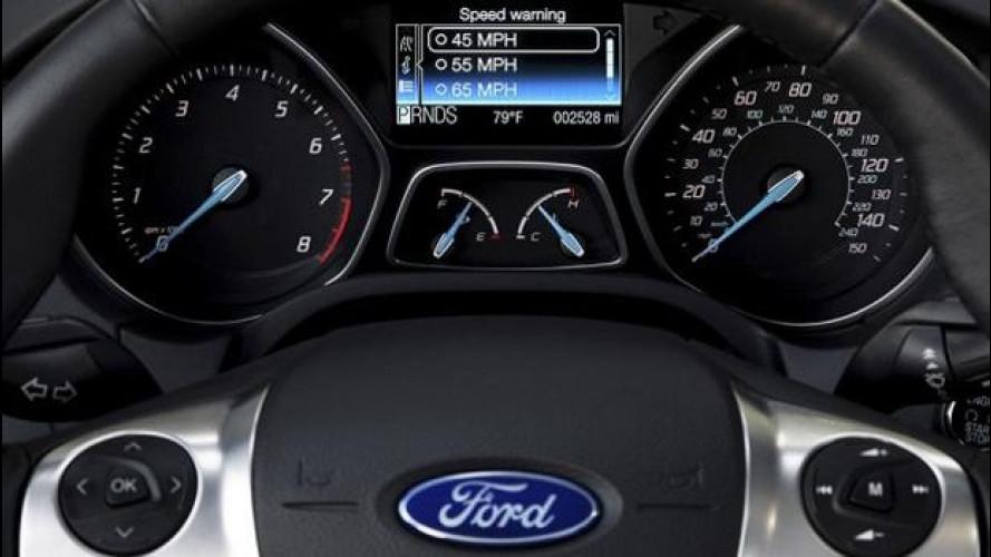 Ford MyKey, funziona perché...