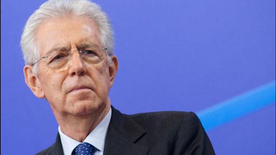 Il premier Mario Monti: