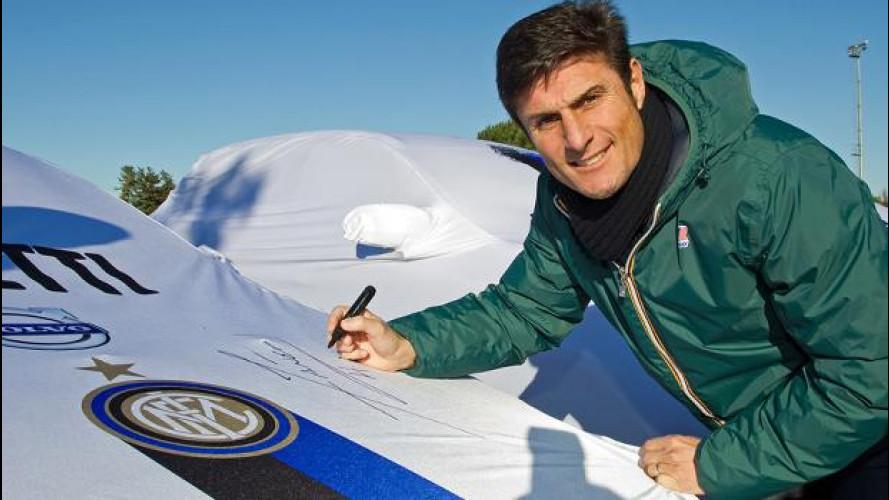 [Copertina] - Ai giocatori dell'Inter le nuove Volvo per il Campionato 2012-2013