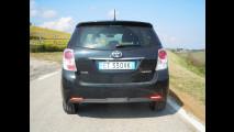 Toyota Verso 1.6 D-4D, test di consumo reale Roma-Forlì