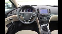 Opel Insignia 2.0 CDTI 140 CV, test di consumo reale Roma-Forlì