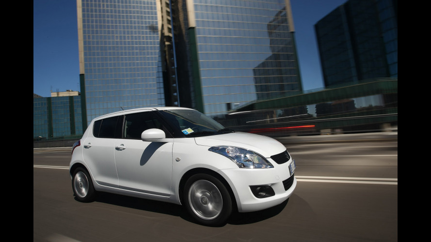 Suzuki Swift 1.3 DDiS Start & Stop