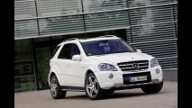 Mercedes ML 63 AMG my 2010