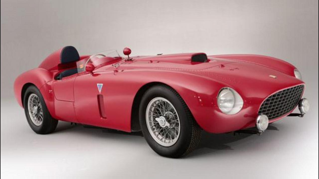[Copertina] - Ferrari 357 Plus, un sogno da 13,4 milioni di euro