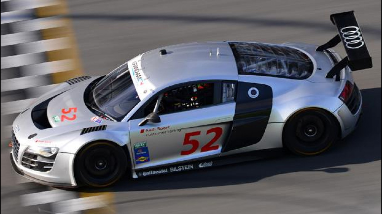 [Copertina] - Edoardo Mortara alla 24h di Daytona 2013