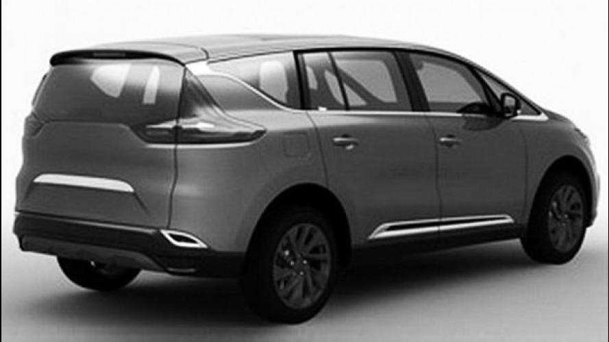 Nuova Espace, la prima Renault su architettura CMF