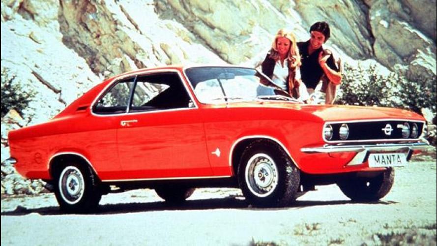 Opel Manta, la