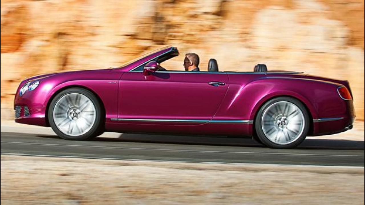 [Copertina] - Bentley Continental GT Speed Convertible