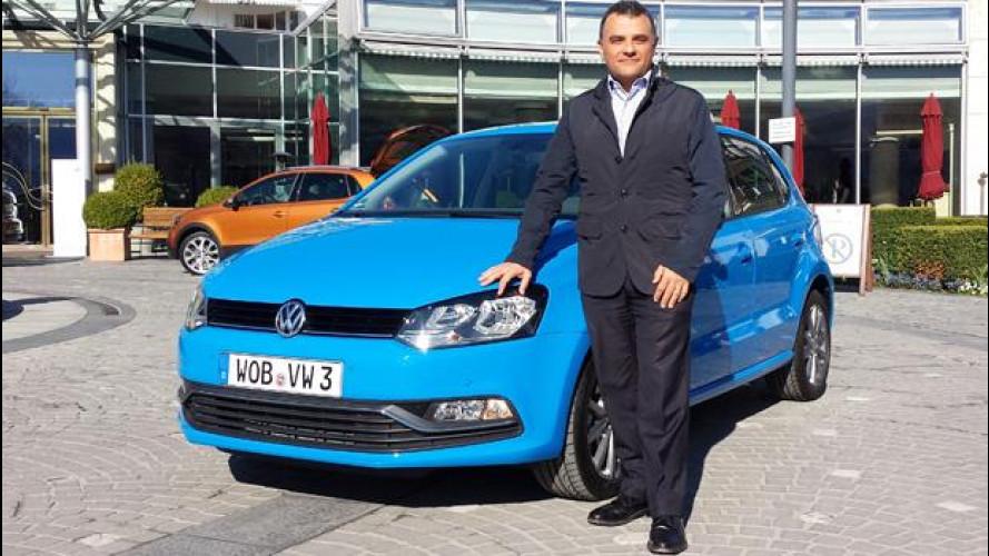"""Volkswagen Polo, la """"democratizzazione della tecnologia"""""""
