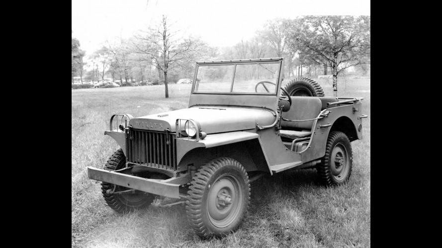 Jeep compie 70 anni