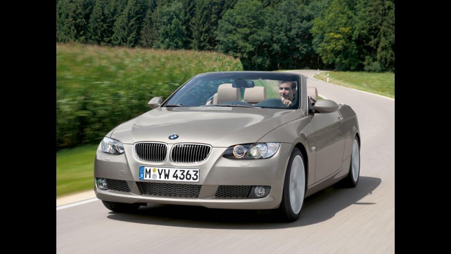 A Detroit la nuova BMW Serie 3 Cabrio