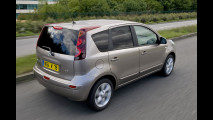 Nissan Note restyling