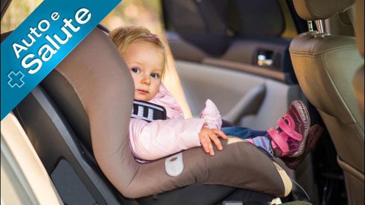 [Copertina] - Bambini in auto, come si trasportano in sicurezza