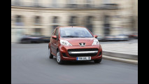 Peugeot 107 restyling