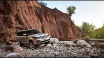 Nuova Range Rover