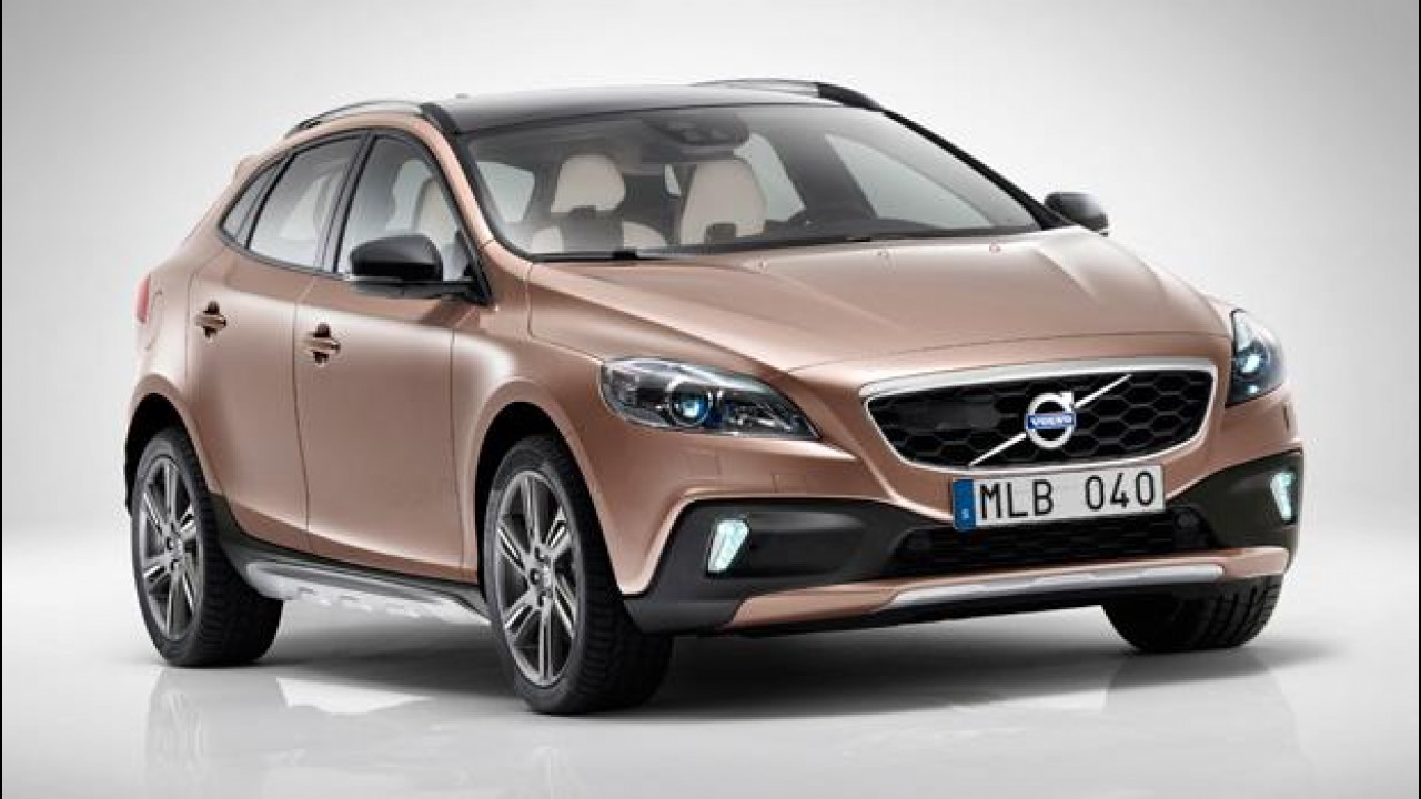 [Copertina] - Volvo V40 Cross Country