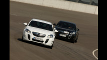 Insignia OPC Unlimited, l'Opel delle Autobahn