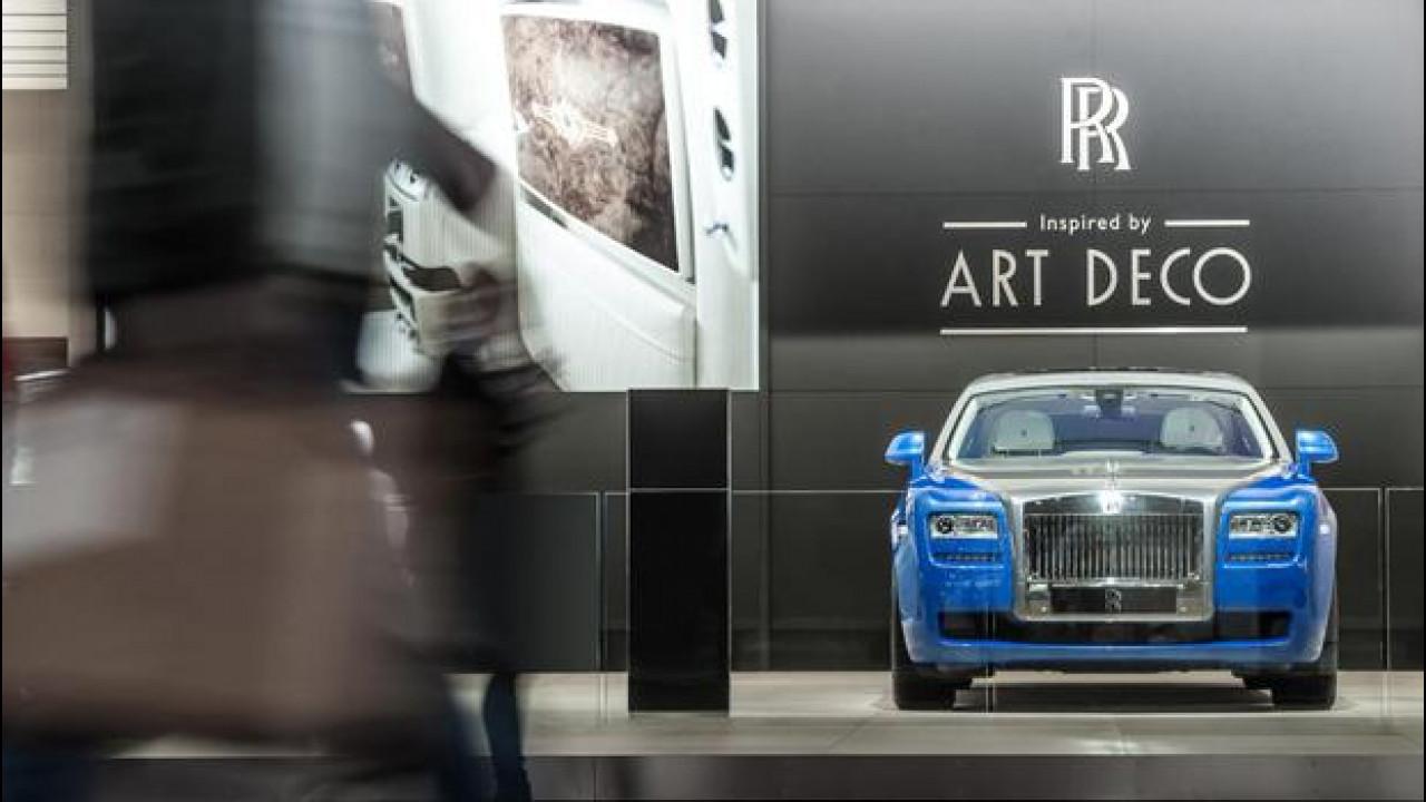 [Copertina] - Rolls-Royce Ghost, Phantom e Phantom Drophead Coupé Art Deco
