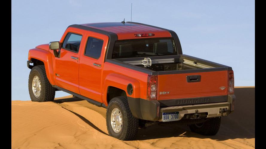 """Hummer H3T è il """"Pickup Truck"""" 2009"""